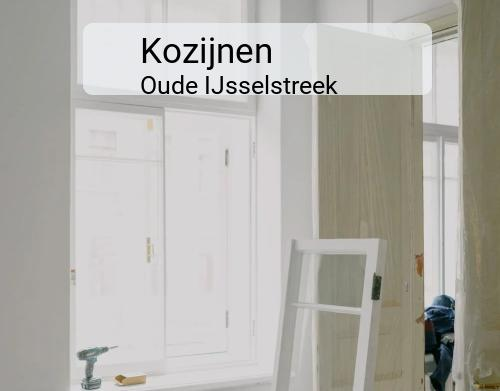 Kozijnen in Oude IJsselstreek