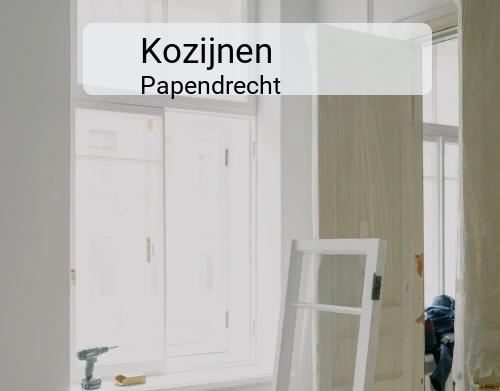Foto van Kozijnen in Papendrecht