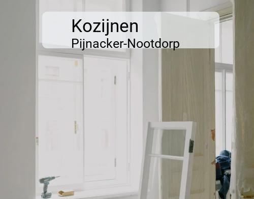 Kozijnen in Pijnacker-Nootdorp