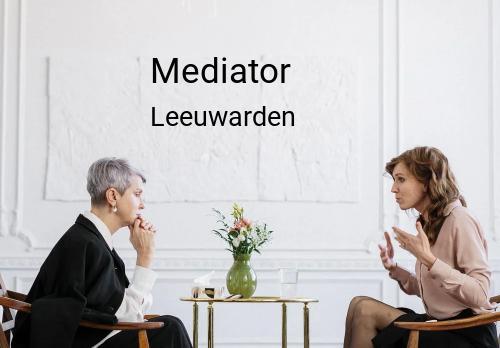 Mediator in Leeuwarden