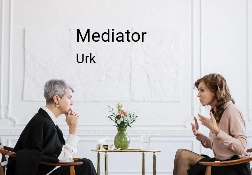 Mediator in Urk