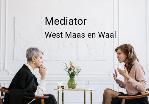 Mediator in West Maas en Waal