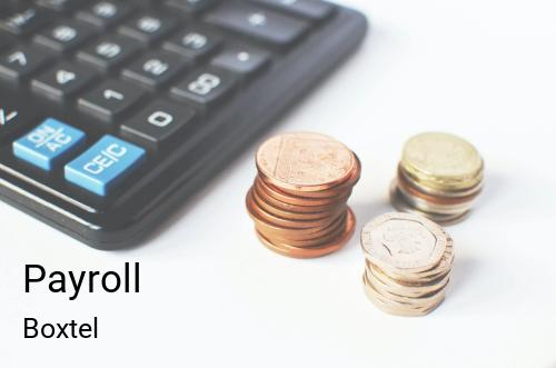 Payroll in Boxtel