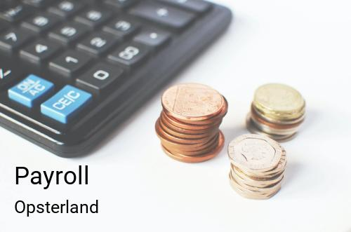 Payroll in Opsterland