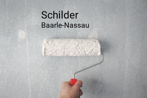 Schilder in Baarle-Nassau