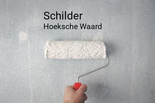 Schilder in Hoeksche Waard