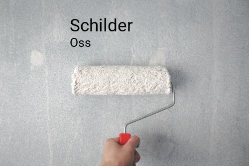 Schilder in Oss