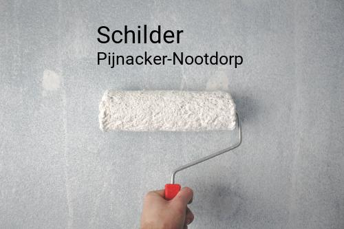 Schilder in Pijnacker-Nootdorp