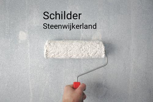 Schilder in Steenwijkerland