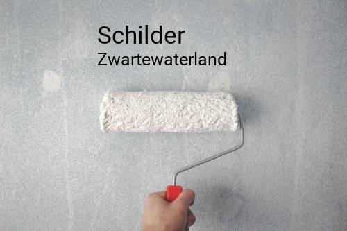 Schilder in Zwartewaterland
