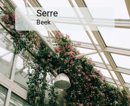Serre in Beek