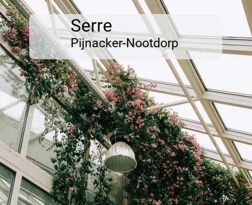 Serre in Pijnacker-Nootdorp