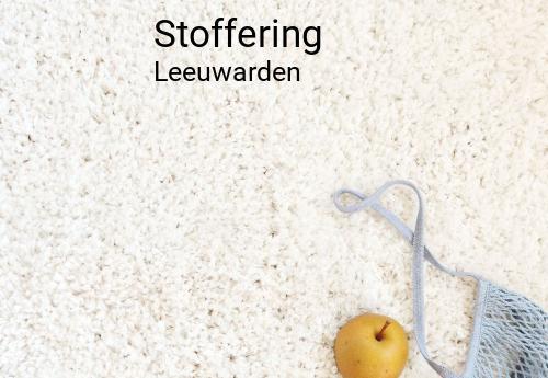 Stoffering in Leeuwarden