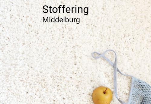 Stoffering in Middelburg