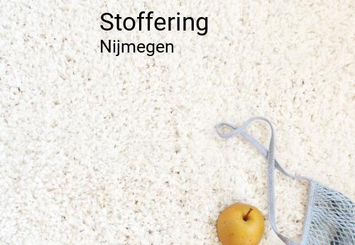 Stoffering in Nijmegen