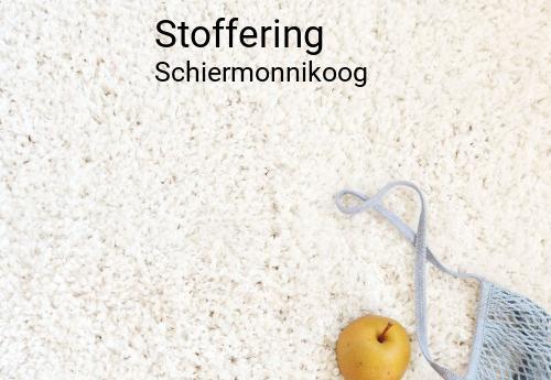 Stoffering in Schiermonnikoog