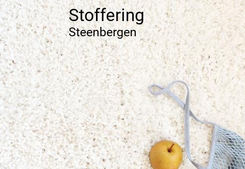 Stoffering in Steenbergen