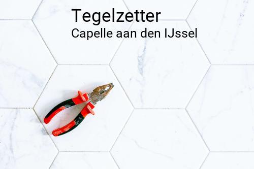 Tegelzetter in Capelle aan den IJssel