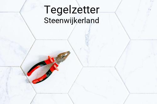Tegelzetter in Steenwijkerland