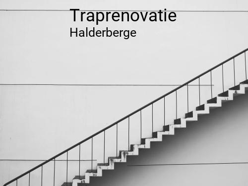 Traprenovatie in Halderberge