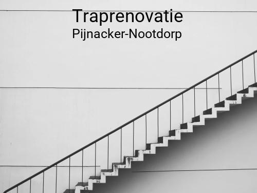 Traprenovatie in Pijnacker-Nootdorp