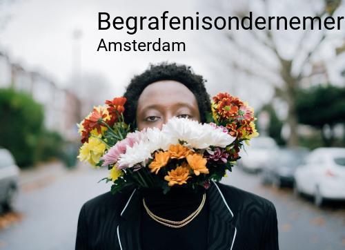 Begrafenisondernemer in Amsterdam