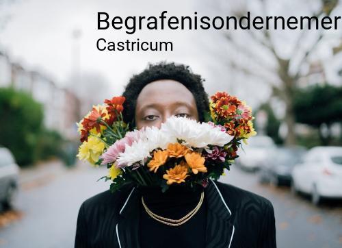 Begrafenisondernemer in Castricum