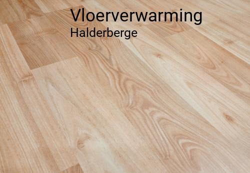 Foto van Vloerverwarming in Halderberge