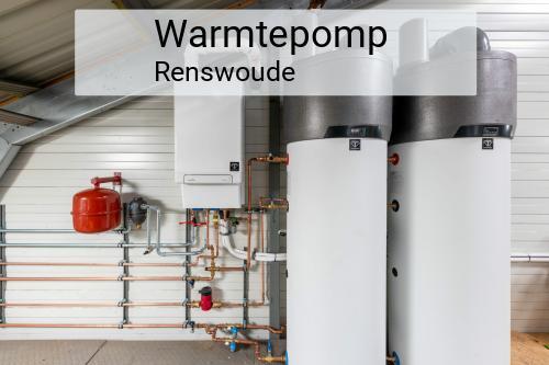 Warmtepomp in Renswoude
